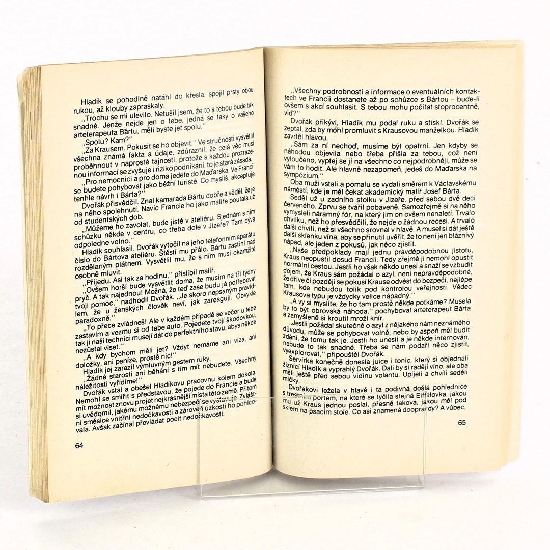 Kniha Jan Cimický: Případ zatoulané pohlednice