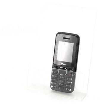 Mobilní telefon Wiko Lubi5 černý