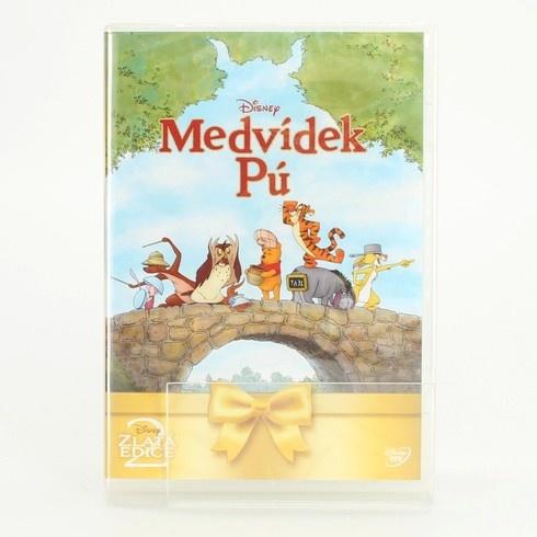 DVD Medvídek Pú