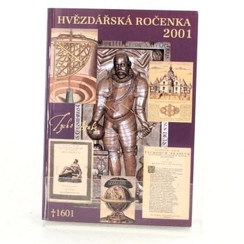 Hvězdářská ročenka 2001,hvězdárna hl.m.Praha