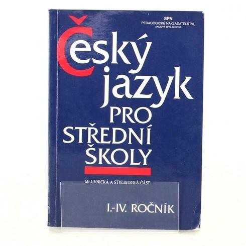 Učebnice Český jazyk pro střední školy