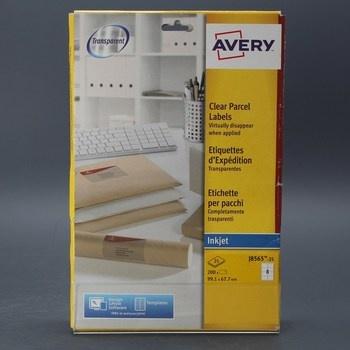 Etikety Avery 359285 25 kusů