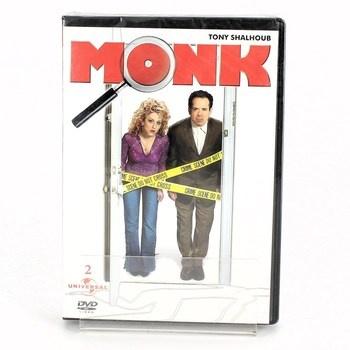 DVD Monk 2: Pan Monk a Obr Dale