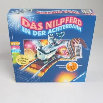Desková hra Ravensburger 26772 Das Nilpferd
