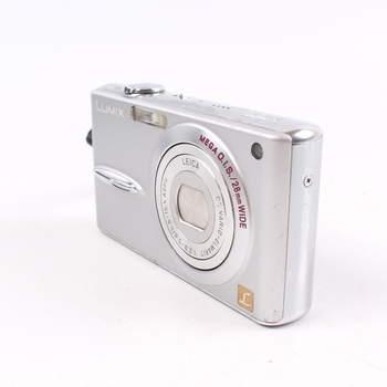 Digitální kompakt Panasonic Lumix DMC-FX30