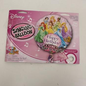 Balón Disney Singing ballon