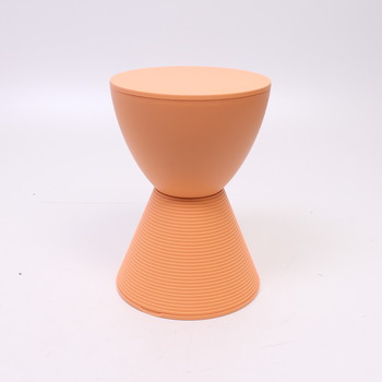 Stolička Prince Aha 67 oranžová