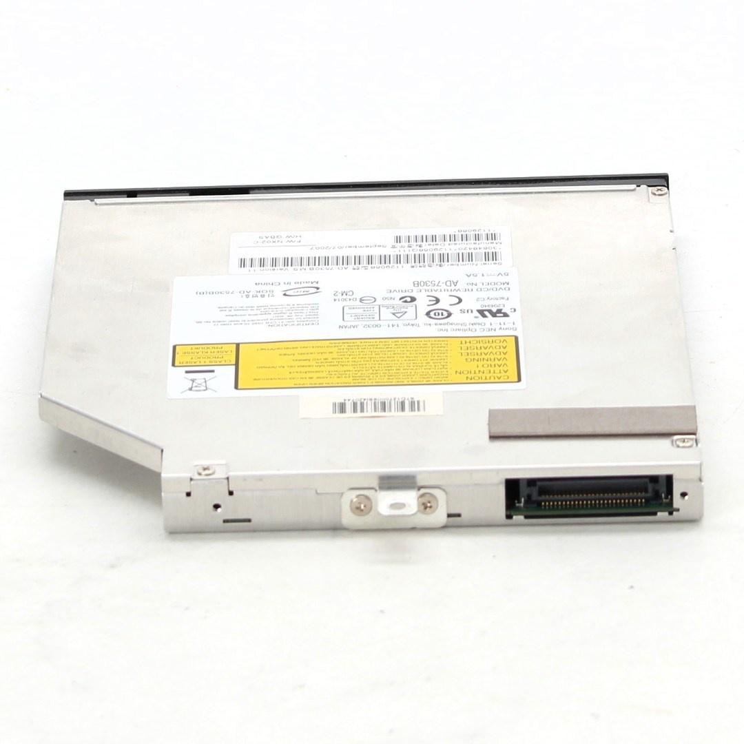 DVD-RW mechanika Sony Nec Optiarc AD-7530B