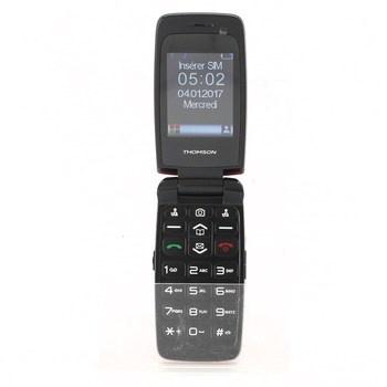 Mobilní telefon Thomson SEREA 6 2 červený