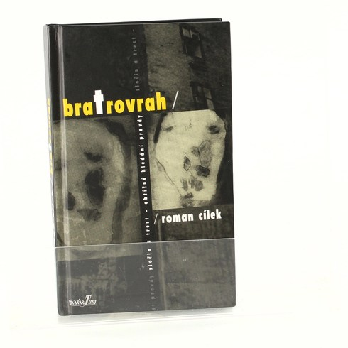 Kniha Roman Cílek - Bratrovrah