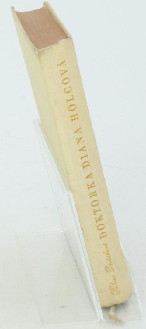 Kniha H. Dvořáková: Doktorka Diana Holcová