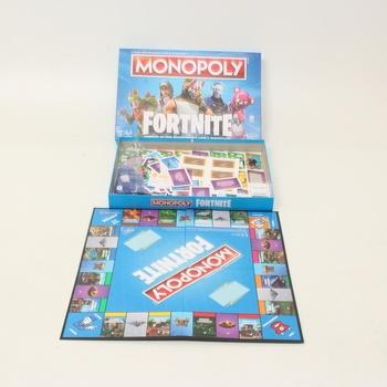 Desková hra Monopoly Fortnite E6603190