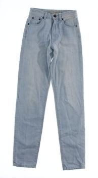 Dámské džíny Calvin Klein světle modré