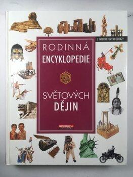 Fiona Chandler: Rodinná encyklopedie světových dějin
