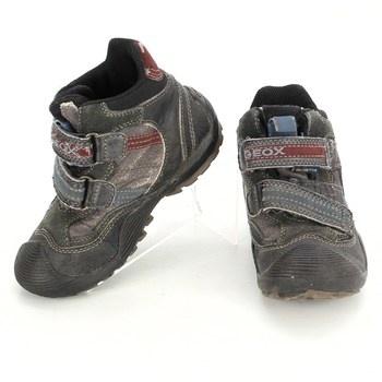Dětské boty kotníkové Geox