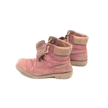 Pánská zimní obuv semišová