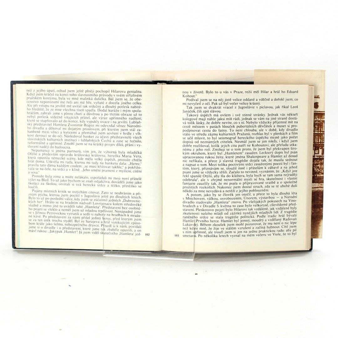 Kniha Eduard Kohout: Divadlo aneb snář