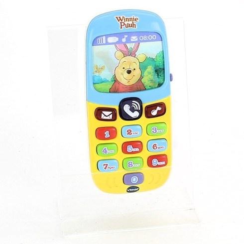 Dětský telefon Vtech Winnie Puuh