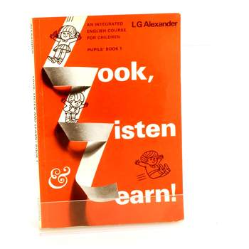 Učebnice Look listen learn LG Alexander