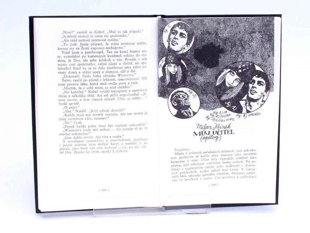 Kniha Milan Jelínek: Poselství z Deneboly