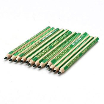 Pastelky Staedtler Super Jumbo zelená 12 ks