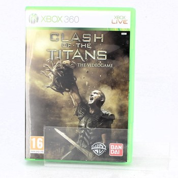 Hra pro XBOX 360: Clash of the titans