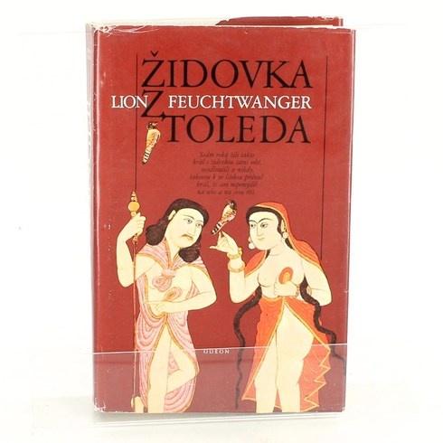 Kniha  Lion Feuchtwanger: Židovka z Toleda
