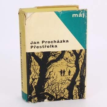 Kniha Jan Procházka: Přestřelky