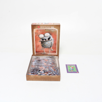 Puzzle Heye HY29866 1000 dílků