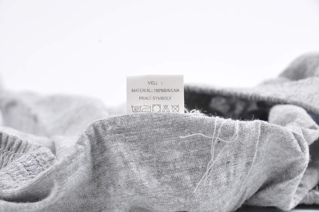 Pánské boxerky šedé Jééé textil