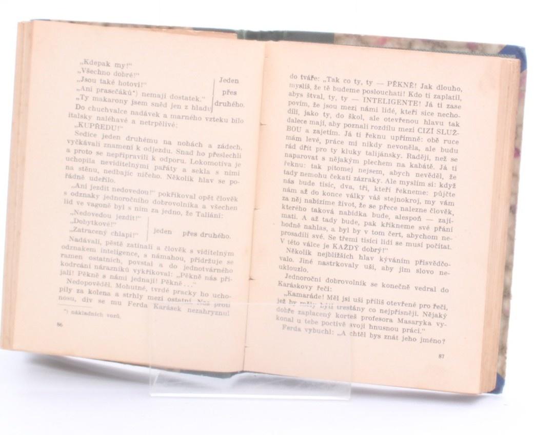 Kniha Jan Václav Rosůlek: První