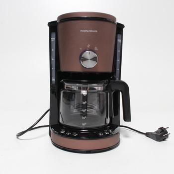 Elektronický kávovar Morphy Richards Evoke