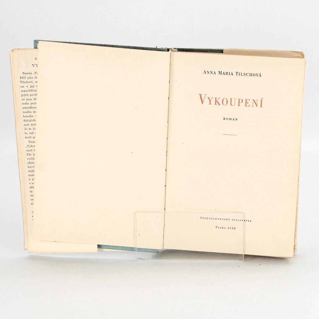 Kniha Vykoupení - A. M. Tilschová