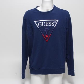 Pánská mikina Guess modrá