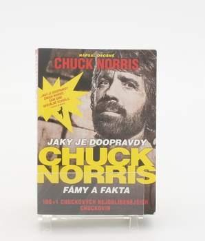 Kniha Jaký je doopravdy Chuck Norris