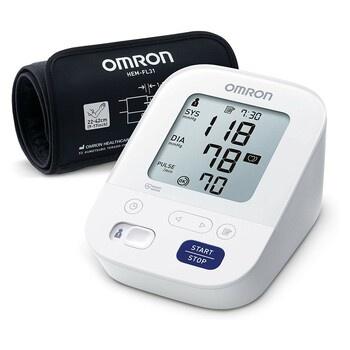 Měřící přístroj značky Omron X3