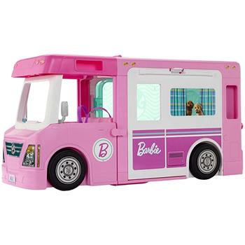 Auto pro panenky Mattel Dream Camper