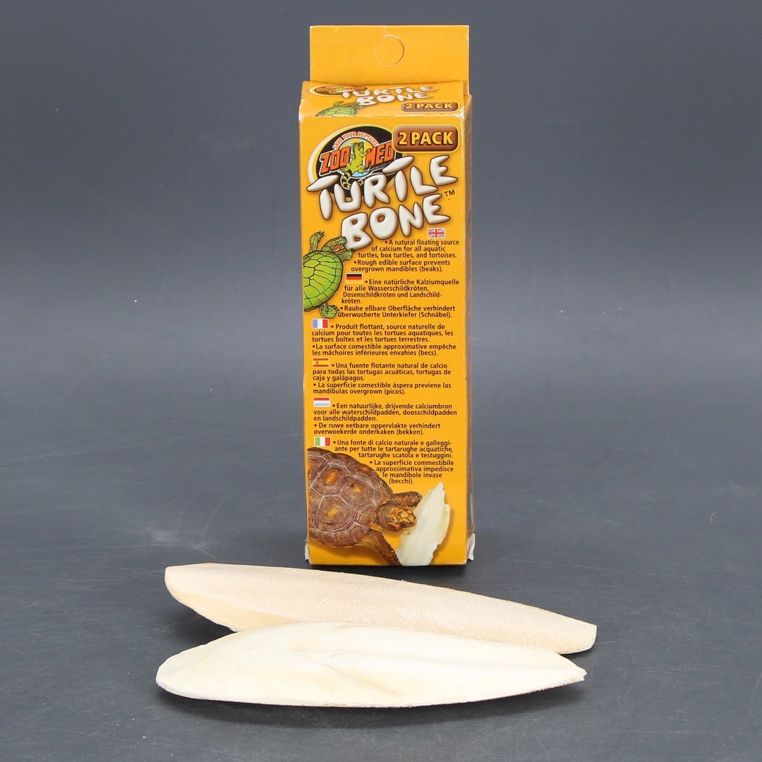 Krmivo pro želvy ZOO MED Turtle Bone