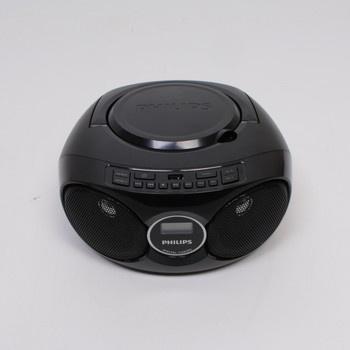 Radiopřijímač s CD Philips AZ318B/12