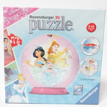 Puzzle-Ball Ravensburger Disney Princezny