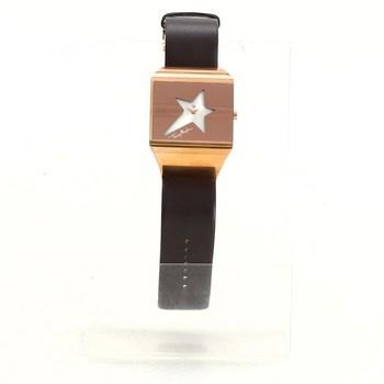 Dámské hodinky Thierry Mugler hnědé 4702805