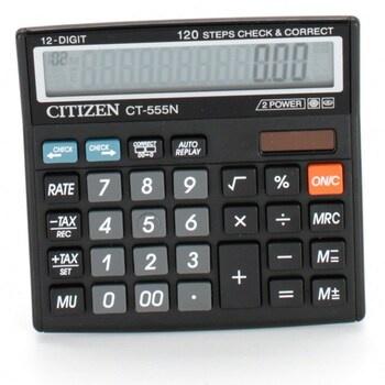 Kalkulačka Citizen CI-CT555N