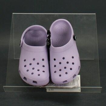 Dívčí pantofle Crocs 204536