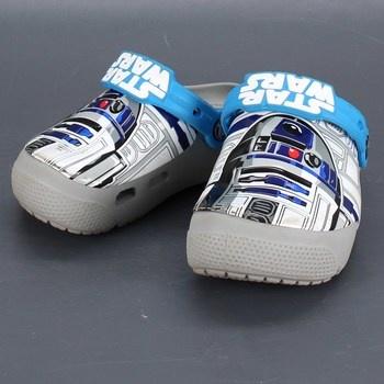 Dětské Crocsy s motivem Star Wars d5e764add2