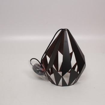 Závěsné svítidlo Eglo 49254 černé
