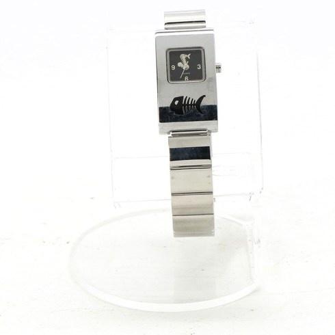 Dámské hodinky Fishbone elegantní - bazar  b85ae975b0