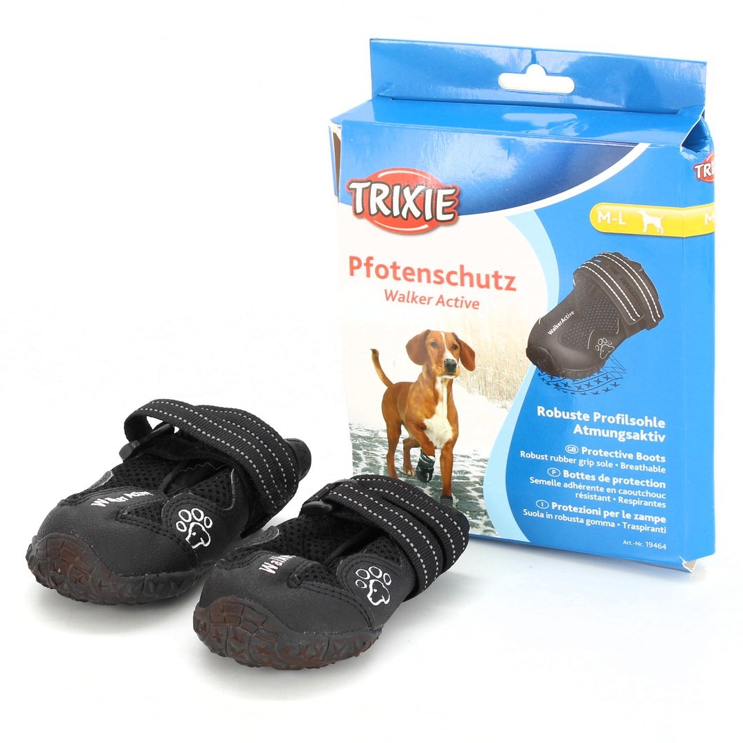 Botičky pro psy Trixie s proti skluzem