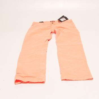 Dámské kalhoty Chiemsee oranžové vel. 32