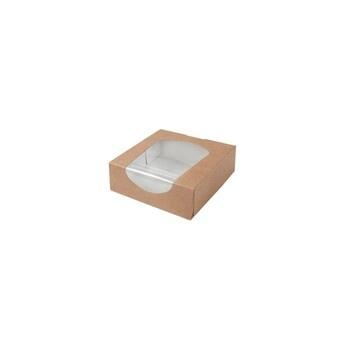 Papírové krabičky s okénkem Biozoyg