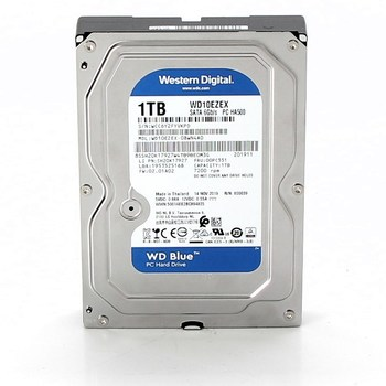 Pevný disk Western Digital WD10EZEX